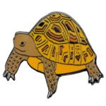 Blue Bug Pin badge, Turtle
