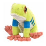 WR Cuddlekins Frog 30cm Soft Toy