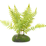 PR Artificial Tropical Fern Plant, 25cm