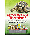 Peregrine A3 Poster: Tortoise