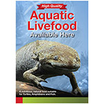 PL A3 Poster: Aquatic Livefood Available