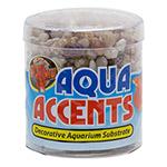 *ZM Aqua Accents Light River Pebbles,BA-2