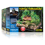 *ET Turtle Terrarium 60x45x30/45cm,PT3747