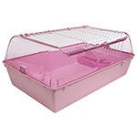 Living World Zoo Zone Medium Pink (Pk of 2)