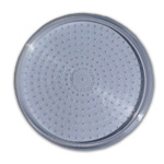 Round Deli Cup LID 1mm Vent Holes (500 Box)