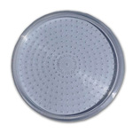 Round Deli Cup LID ONLY 1mm Vent Holes x 50