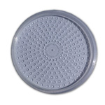 Round Deli Cup LID ONLY 2mm Vent Holes x 50