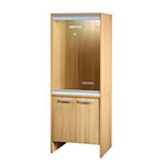 VE Cabinet Small Oak PT4035
