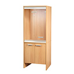 VE Cabinet Small Beech PT4037