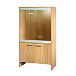 VE Cabinet Medium Oak PT4038