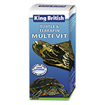 King British Turtle&Terr. Multi-Vit 20ml
