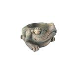 ET Aztec Frog Water Dish, PT3168