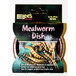 Lees Mealworm Dish