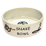 Ceramic Snake Bowl 10in, 260mm LB-490