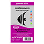 Gamma Blister MINI Bloodworm, 95g