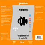 Gamma SLICE Mysis Shrimp , 250g